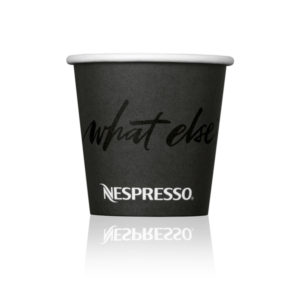 On-The-Go Paper Cup 4Oz (50Pcs)